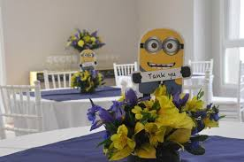 minion baby shower decorations kara s party ideas despicable me minion party via kara s party