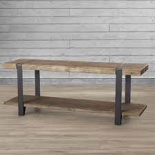 savon open top wood storage bench u0026 reviews birch lane