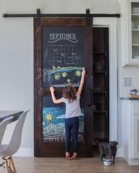 kitchen door ideas chalkboard door ideas 52 diy chalkboard paint ideas for
