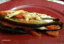 la cuisine de jackie millefeuille d aubergine tomates mozzarella les carnets de