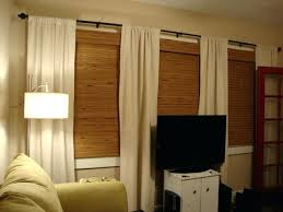 Installing Drapery Rods How To Install Curtain Rods Over Vertical Blinds Savae Org
