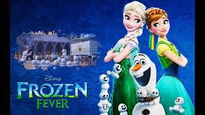 film frozen dari awal sai akhir frozen fever making today a perfect day bahasa indonesia youtube