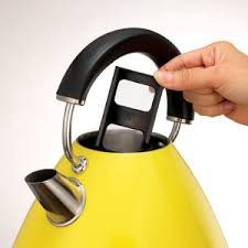 Morphy Richards Toaster Yellow Yellow Accents Traditional Pyramid Kettle
