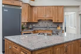 oak kitchen cabinets handsome oak kitchen cabinets in an alaskan kitchen