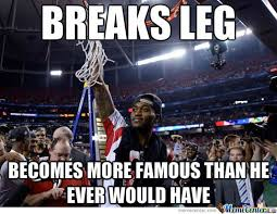 Injury Meme - kevin ware leg injury by mikemikes meme center