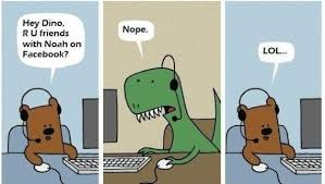 Meme T Rex - poor t rex