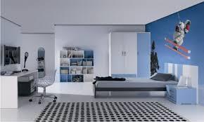 chambre ado gris awesome chambre gris blanc bleu 1 50 id233es pour la