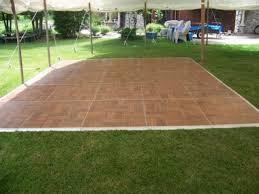 outdoor floor rental indoor outdoor floors ma ct bounce house rentals bounce