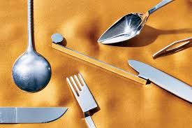 Artistic Flatware How To Collect Modernist Flatware Departures