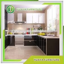 Made In China Kitchen Cabinets by Modern Style High Glossy Lacquer Glass Door Kitchen Cabinet Made