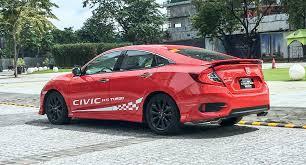 honda cars philippines test drive honda civic rs turbo modulo sport gadgets magazine