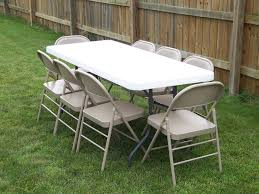 chair table rental table and chair rental michiana party rentals