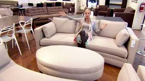 how to choose a sofa with candice olson video hgtv
