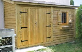 abri cuisine ext駻ieure jardin d hiver cuisine extérieure abris de bois appentis