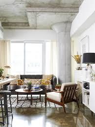 deco loft americain un loft new yorkais à la décoration minimaliste dépouillée