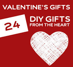 valentines gifts for 24 diy s gifts that are from the heart