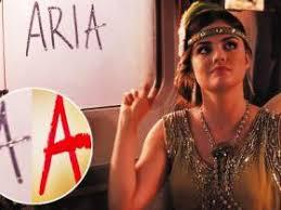 Aria Halloween Costume Caleb Ezra Toby Pretty Liars