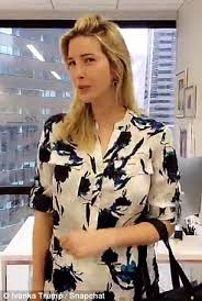 ivanka blouse ivanka sneaks away from newborn theodore to model