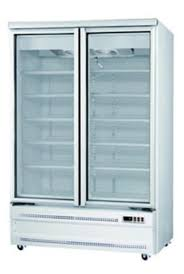 artisan m1122 2 door fridge bottom mount commercial fridge and