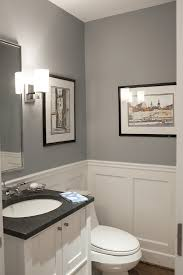 Installing Wainscoting In Bathroom - how to install wainscoting bathroom traditional with beige tile