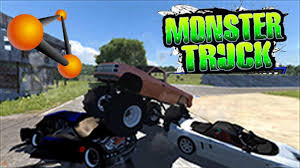 bigfoot monster truck cartoon vehicles car truck bigfoot presents meteor and the mighty monster