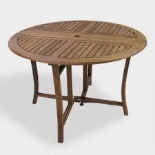 folding patio dining table folding patio dining furniture world market