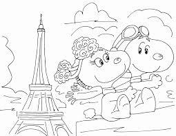 charlie brown snoopy peanuts coloring coloring
