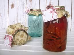 gold snowflake jam jar decoration set u2013 canningcrafts