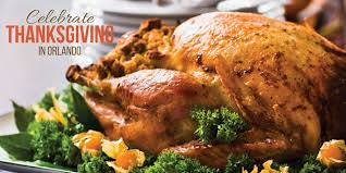 eat drink and be merry this thanksgiving in orlando visit