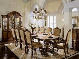 Dining Table Chandelier Stunning Narrow Dining Table Under Pretty Chandelier Beside Wooden