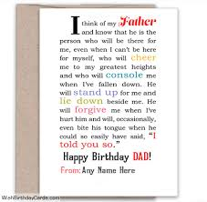 cards best birthday wishes birthday wish cards for with name