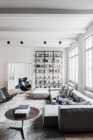 small living room decorating ideas hometone love the styling on these super minimal book shelves home tone