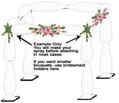 Wedding Arches How To Make How To Make A Wedding Arch Free Floral Design Instructions