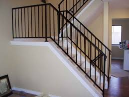 metal banister ideas best 25 wrought iron spindles ideas on pinterest within stair
