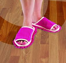 What To Clean Laminate Floor With Amazon Com Slipper Genie Microfiber Women U0027s Slippers For Floor