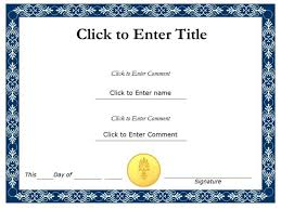 academic certificate templates free imts2010 info