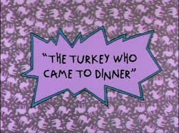 review rugrats the turkey who came to dinner