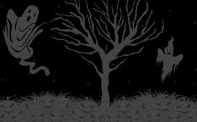 halloween black and white background free halloween backgrounds wallpapers