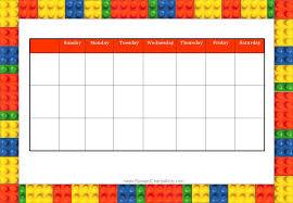 10 best images of lego reward chart template sticker reward