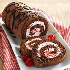 black forest cake roll diabetic living online