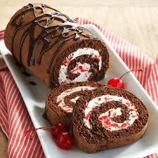 black forest cake roll diabetic living online