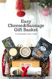 wisconsin gift baskets cheese and sausage gift baskets wine wisconsin etsustore