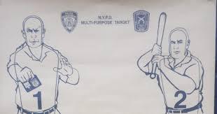 black friday target guy bat wielding attacker u0027good target u0027 for shooting cop union boss