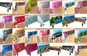 table covers for party wholesale 20 xgo diego go birthday party supplies table cloth