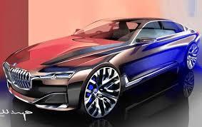 bmw future luxury concept sport cars bmw vision future luxury