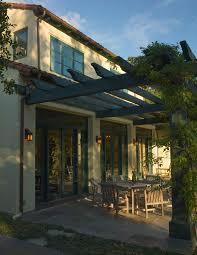 san francisco front porch pergola exterior mediterranean with