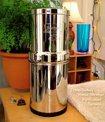 Berkey Water Filter Stand by Survive And Thrive Tv Survive Thrive Into The New Millenium
