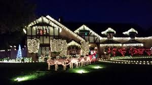 Christmas Strobe Lights Best Christmas Holiday Lights Around Phoenix East Valley Realty