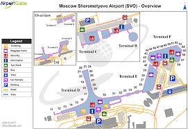 Airport Terminal Floor Plan by Moscow Sheremetyevo International Svo Airport Terminal Maps