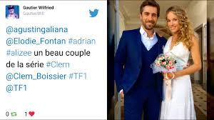mariage alizee clem les internautes s invitent au mariage d alizée et adrian